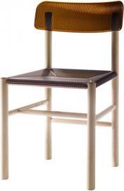 Krzesło Trattoria brązowe