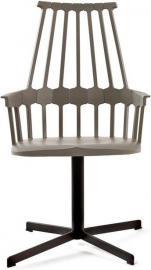Krzesło Comback obrotowe orzechowe