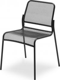 Krzesło Mira czarne