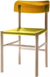 Krzesło Trattoria żółte