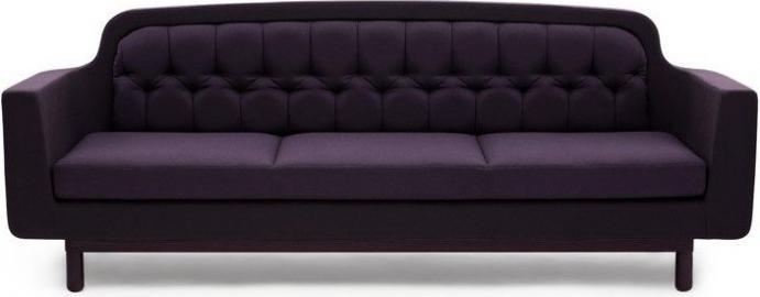 Sofa Onkel fioletowa
