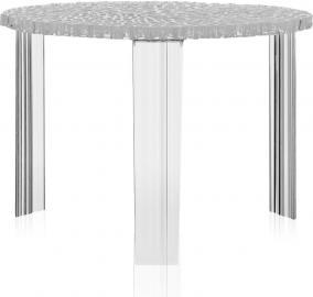Stolik T-Table 36 cm kryształowy