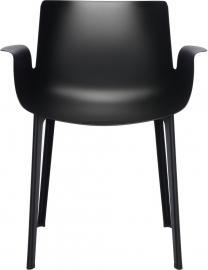 Krzesło Piuma czarne