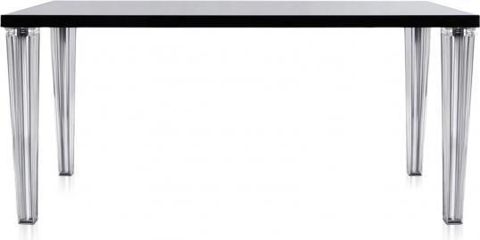 Stół TopTop 160 cm czarny blat