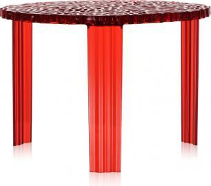Stolik T-Table 36 cm czerwony