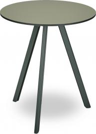 Stół Overlap 62 cm zielony