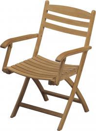 Krzesło z podłokietnikami Selandia