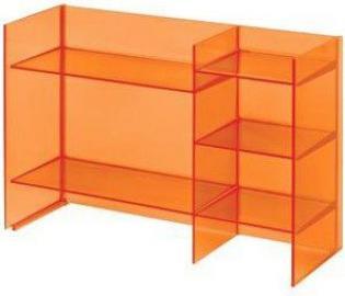 Komoda Sound Rack pomarańczowa