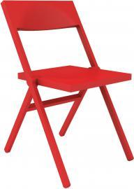 Krzesło Piana czerwone