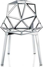 Krzesło Chair_One polerowane aluminium