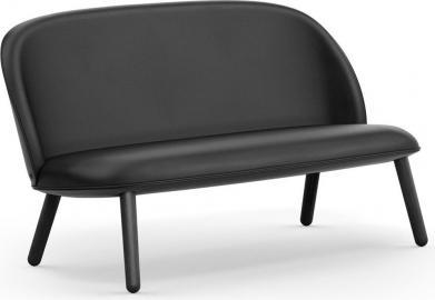 Sofa Ace skóra Tango czarna