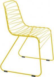 Krzesło Magis Flux żółte