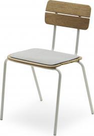 Poduszka na krzesło Flux piaskowa