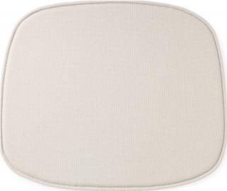 Poduszka na krzesło Form biała