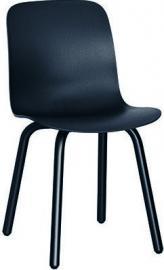Krzesło Substance aluminium czarne