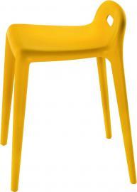 Stołek Yuyu żółty