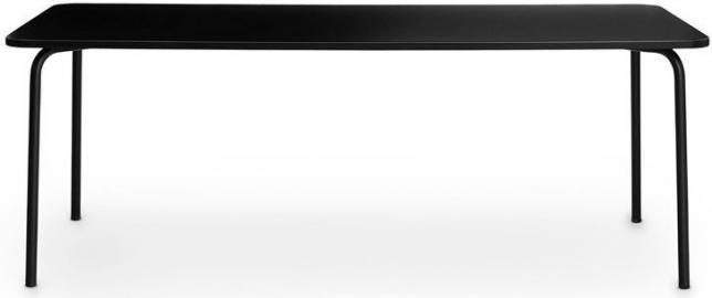 Stół My Table prostokątny czarny