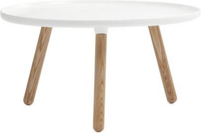 Stolik Tablo 78 cm biały