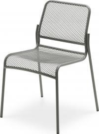 Krzesło Mira szare