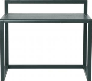 Biurko mały Architekt ciemnozielone
