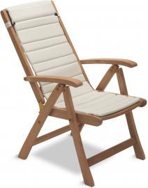 Poduszka na krzesło Columbus piaskowa
