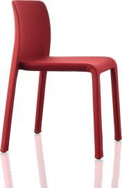 Krzesło First Dressed ciemnoczerwone