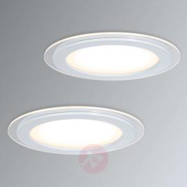 Lampy Sufitowe Zewnętrzne Wpuszczane Kliniccy