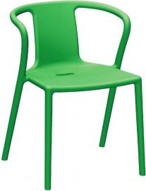 Fotel Air zielony