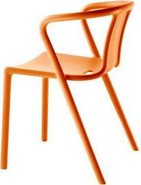 Fotel Air pomarańczowy