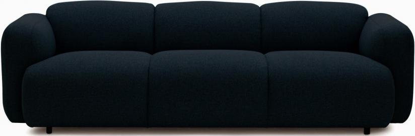 Sofa Swell czarna