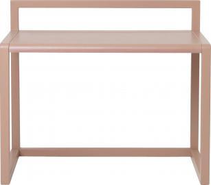 Biurko mały Architekt różowe