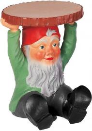Stołek-stolik Gnomes Attila kolorowy