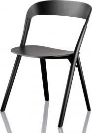 Krzesło Pila czarne
