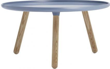 Stolik Tablo 78 cm niebieski