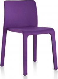 Krzesło First Dressed fioletowe