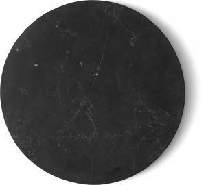Blat Wire marmurowy czarny