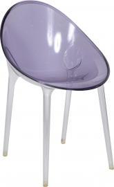 Krzesło Mr. Impossible fioletowe