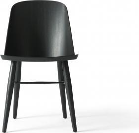 Krzesło Synnes czarny jesion