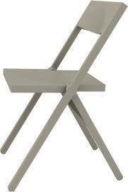 Krzesło Piana szare