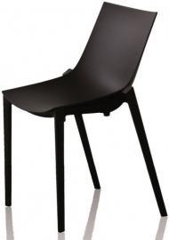 Krzesło Zartan czarne