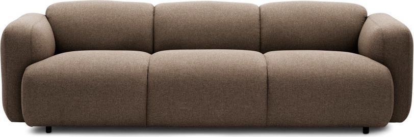 Sofa Swell brązowa