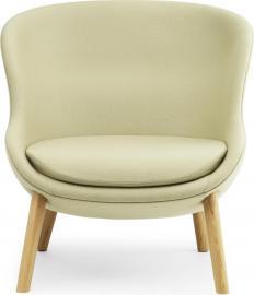 Fotel niski Hyg Oak
