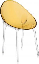 Krzesło Mr. Impossible ochra