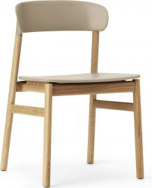 Krzesło Herit jasny dąb piaskowe
