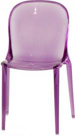 Krzesło Thalya fioletowe