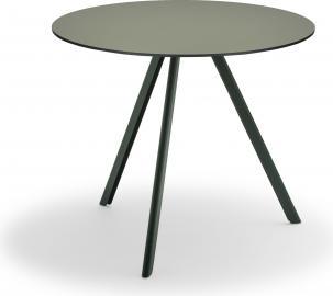 Stół Overlap 85 cm zielony