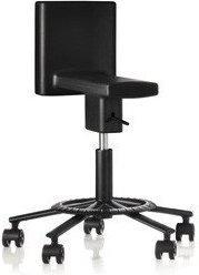 Krzesło obrotowe 360 czarne
