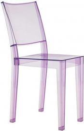 Krzesło La Marie fiołkowe