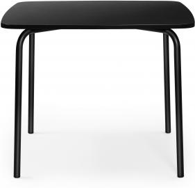 Stół My Table kwadratowy czarny