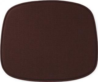 Poduszka na krzesło Form czerwona